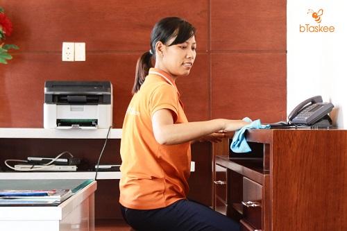 Các ứng dụng giúp việc nhà thu hút được một lượng lớn lao động tham gia vào mô hình, góp phần tăng số lượng người giúp việc để đáp ứng nhu cầu thị trường. Nguồn: bTaskee.com.