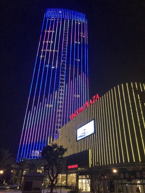 Vincom Plaza Imperia (Hải Phòng) đã lên đèn rực rỡ, sẵn sàng khai trương vào 24/12 tới đây