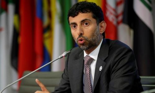 Ông Suhail Mohammed Al Mazrouei  Bộ trưởng Năng lượng UAE. Ảnh: Reuters