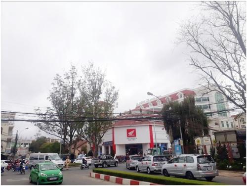 Đường Phan Chu Trinh sẽ có các công trình quy mô lớn và hệ thống giao thông mở rộng.