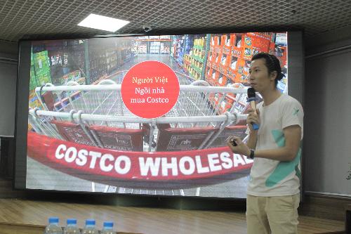 Dịch vụ giúp người Việt ngồi nhà dạo siêu thị Costco của Mỹ