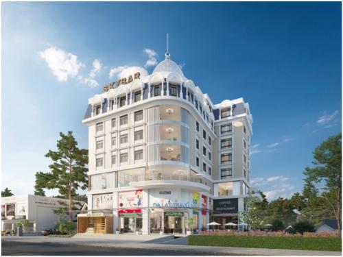 Đà Lạt Travel Mall dự kiến là một trong hai tổ hợp trung tâm thương mại và khách sạn lớn nhất tại Đà Lạt.
