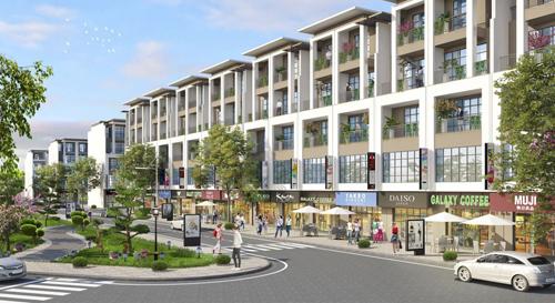 Với vị trí đắc địa shophouse TMS Grand City Phúc Yên hứa hẹn là nơi giao thương sầm uất trong tương lai