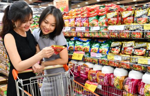 3 Miền hiện là một trong những nhãn hiệu mì gói được yêu thích hàng đầu tại Việt Nam với gần 30% thị phần