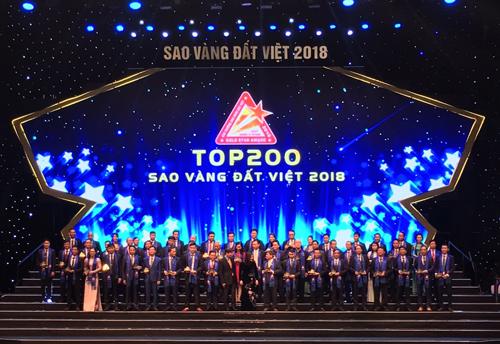 Giải thưởng Top 200 Sao vàng Đất Việt năm nay xuất hiện nhiều thương hiệu mới.