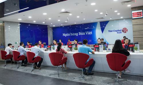 Bên cạnh không gian giao dịch hiện đại, sang trọng, Bản Việt hướng đến cung cấp dịch vụ chuyên nghiệp, thân thiện, hướng đến khách hàng.