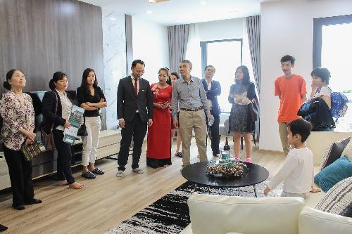 Khách hàng ở thực và giới đầu tư đánh giá cao thiết kế shophouse The Central Thanh Hóa.