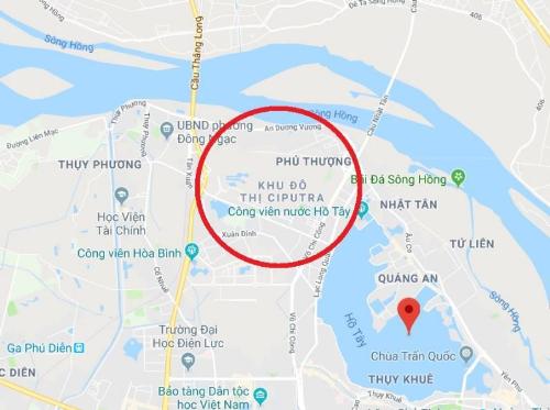 Đâu là nơi đáng sống nhất tại Hà Nội? (xin bài edit)