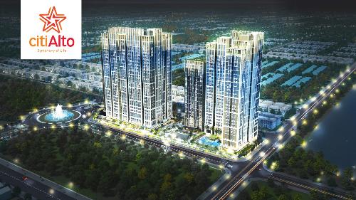 CitiAlto  dự án mới nhất của Nhà phát triển Bất động sản Kiến Á tại KĐT Cát Lái được lòng người mua trẻ