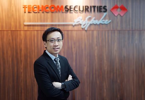 Ông Mai Hoàng Long - Giám đốc Dịch vụ Chứng khoán TCBS