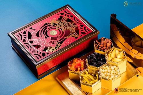 Một hộp quà ý nghĩ sẽ gợi lại những ký ức đẹp đẽ và mang đến một mùa xuân ấm áp, ngọt lành cho mỗi gia đình.