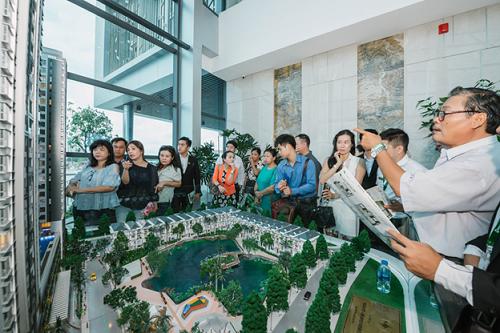 Nhu cầu mua căn hộ dự báo vẫn tăng trưởng dương trong năm 2019.
