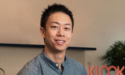 Eric Gnock Fah - nhà sáng lập, CEO của Klook.
