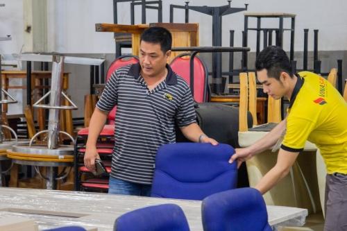 Chuỗi cửa hàng nội thất second-hand nở rộ ở TP HCM