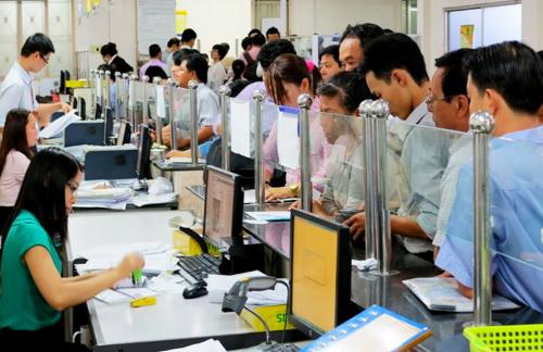 Số lượng doanh nghiệp đăng ký mới tăng hơn 3% so với năm trước.