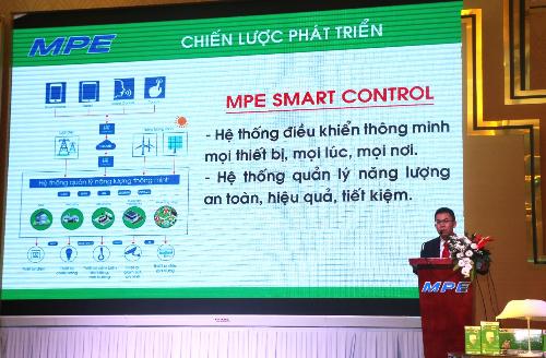 Hội thảo chuyên đề MPE Smart Control - Hệ thống điều khiển thông minh vừa diễn ra tại TP HCM.