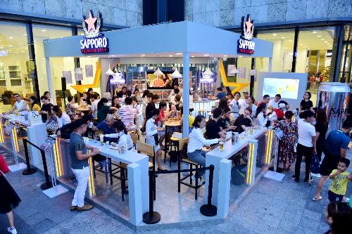 Sapporo Premium Bar - điểm đến cho bạn những trải nghiệm thú vị - 2