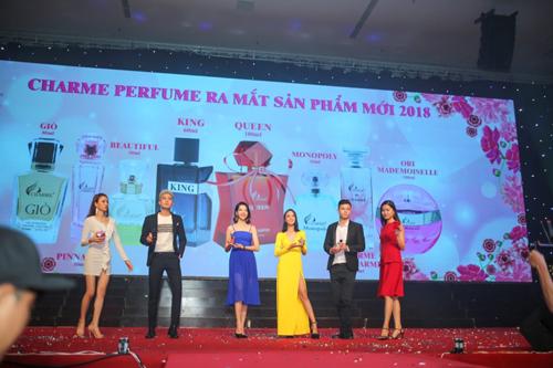 Nước hoa Charme kỷ niệm 2 năm ra mắt thị trường Việt - 1