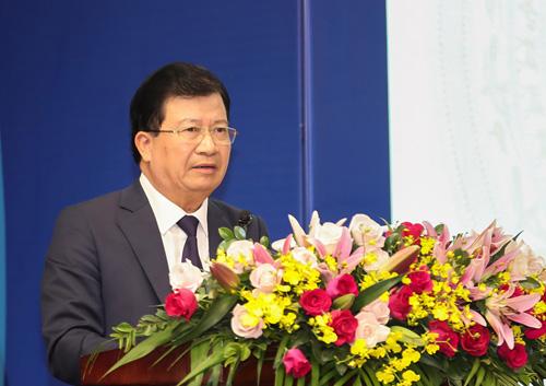 Phó thủ tướng Trịnh Đình Dũng yêu cầu EVN bằng mọi cách phải đảm bảo đủ điện cho nền kinh tế năm 2019. Ảnh: V.T