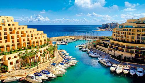 Malta thu hút nhiều nhà đầu tư Việt.