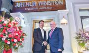 Arthur Winston đẩy mạnh xúc tiến đầu tư vào Australia