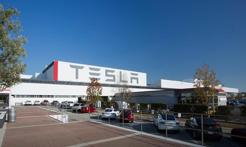Một nhà máy của Tesla tại Mỹ. Ảnh: Tesla