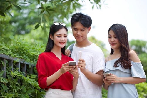 Giá cước của MobiFone hướng tới các đối tượng đa dạng.