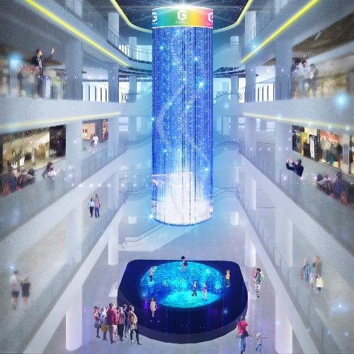 Gigamall là trung tâm thương mạitheo xu hướng kết hợp mua sắm và trải nghiệm giải trí đang được ưa chuộng trên thế giới.