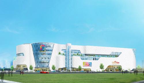Gigamall được xây dựng trên khuôn viên 20.000 m2, phục vụ nhu cầu mua sắm, ẩm thực,vui chơi giải trí và văn phòng cho thuê.