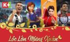 Truyền hình K+ tặng đầu thu miễn phí xem Asian Cup
