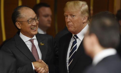 Phép thử với Trump khi tìm tân chủ tịch World Bank