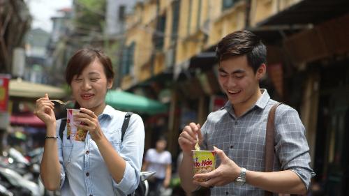 Các sản phẩm của Acecook Việt Nam hiện có mặt tại 40 nước trên thế giới.