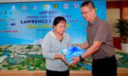 Phú Mỹ Hưng tổ chức chương trình đi bộ từ thiện Lawrence S. Ting lần 14