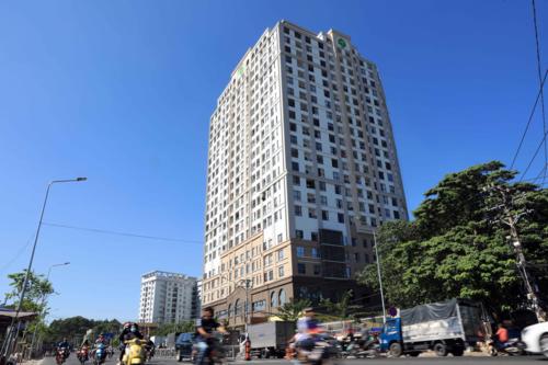 Khu đất số 38 Trương Quốc Dung, P.8, quận Phú Nhuận, TP HCM (diện tích 4.300m2, dự án Newton Residence).