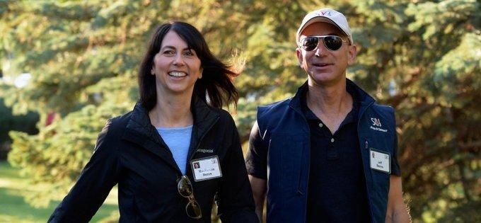 Khối tài sản sắp bị chia của vợ chồng người giàu nhất hành tinh