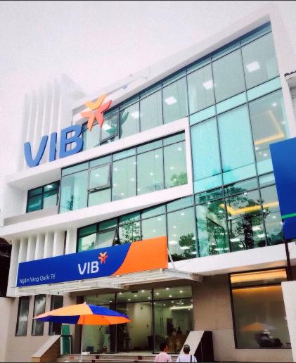 Trụ sở mới của Ngân hàng VIB chi nhánh Đồng Nai.