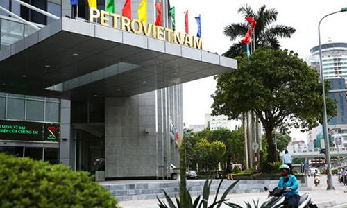 Trụ sở Tập đoàn Dầu khí Việt Nam.