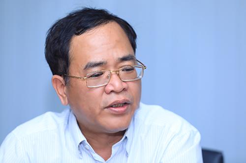 Ông Vũ Quốc Tuấn -  Giám đốc đối ngoại Lazada Việt Nam.