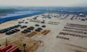 Trung tâm phân phối gỗ lớn nhất Việt Nam đi vào hoạt động