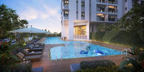 Những dự án căn hộ của EZ Land mang đến môi trường sống trong lành, thân thiện.