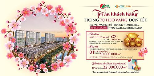 Chương trình tri ân khách hàng của Khai Sơn với nhiều phần quà hấp dẫn.