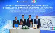 Sacombank hợp tác JCB triển khai phương thức thanh toán QR