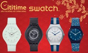 Đồng hồ Thụy Sĩ bán đồng giá từ 399.000 đồng tại Cititime