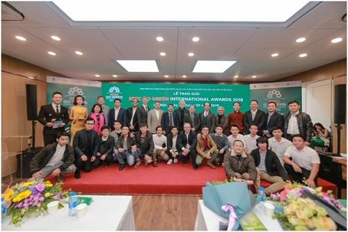 Lễ trao giải thưởng và triển lãm kiến trúc xanh lần thứ 5 - 2