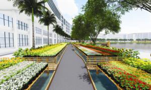 Phú Mỹ Hưng tái hiện làng hoa nổi tiếng tại hội chợ hoa xuân 2019