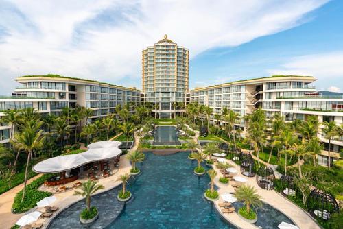 khu phức hợp du lịch Phu Quoc Marina
