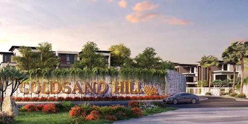 Goldsand Hill Villa là khu phức hợp nghỉ dưỡng với hàng loạt tiện ích ấn tượng