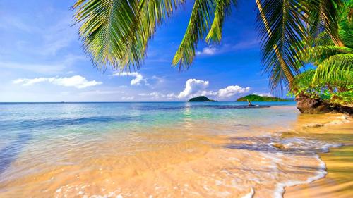 Phan Thiết nổi tiếng với những bãi biển tuyệt đẹp.