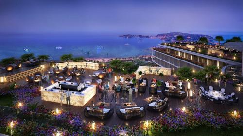 Sky Bar tại Best Western Premier Sonasea Phu Quoc.