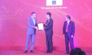 Nhiều công ty dầu khí vào Top 500 doanh nghiệp lớn nhất Việt Nam 2018